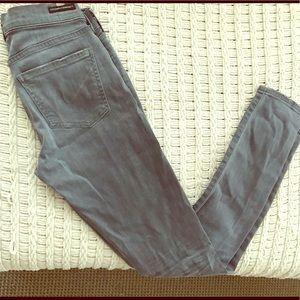 Gray Citizen skinny Avedon jeans, like new!!